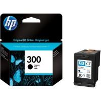 Cartuccia Inchiostro Originale HP 300 nera