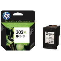 Cartuccia Inchiostro Originale HP 302XL nera