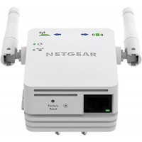 NETGEAR WN3000RPv2 - Wi-Fi range extender - Wi-Fi - 2.4 GHz