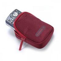 Tucano Prima borsa per macchine fotografiche - colore rosso