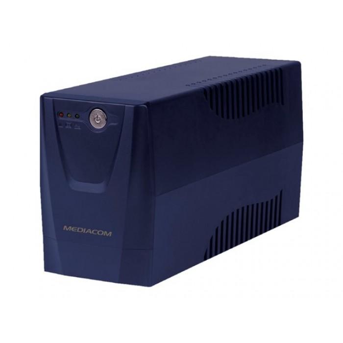 Gruppo di continuità Mediacom UPS 800 VA