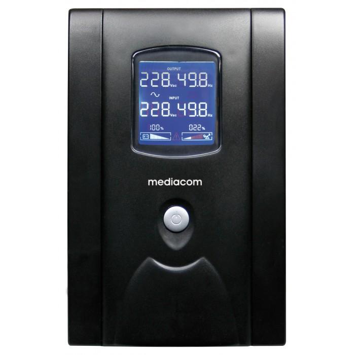 Gruppo di continuità Mediacom UPS 850 VA