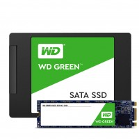 Hard disk SSD WD Green 240Gb WDS240G2GO