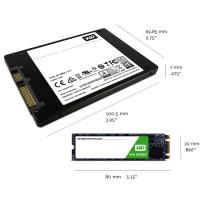 Hard disk SSD WD Green 240Gb WDS240G2GO
