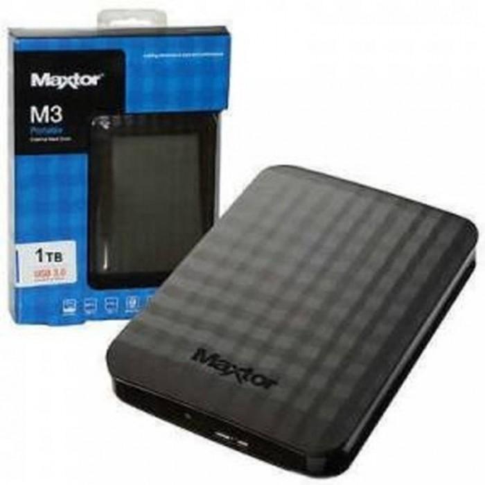 "Hard disk Externo 2,5"" USB 3.0 1Tb Maxtor"