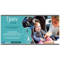 Cuscino di sicurezza per bambini in auto Bluetooth Tippy