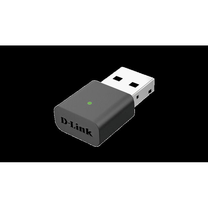 D-Link Adattatore USB Wireless N Nano DWA-131