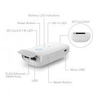 RAVPower IT RP-WD03 Router Wifi Portatile