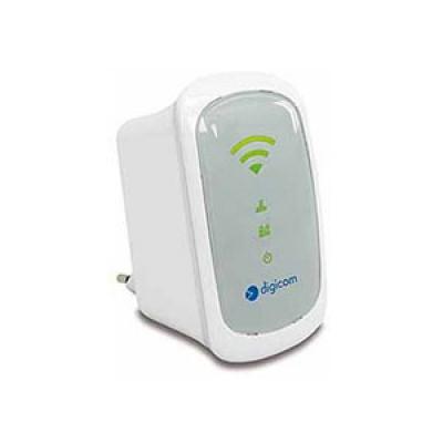 Range Extender Digicom 750N WIFI 8E4576 ripetitore di rete wireless repeater