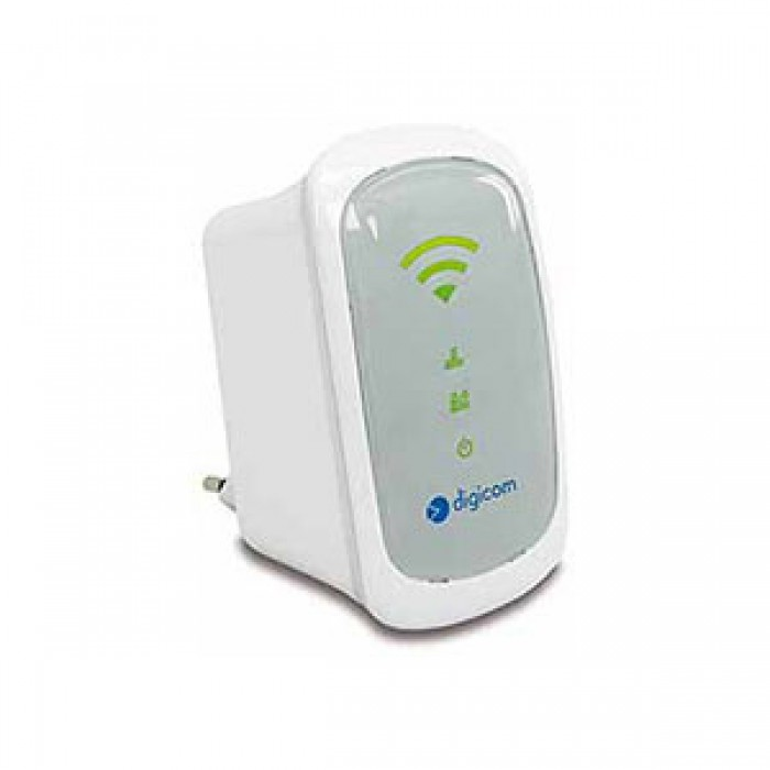 Range Extender Digicom 750N WIFI 8E4576 ripetitore di rete wireless repeater