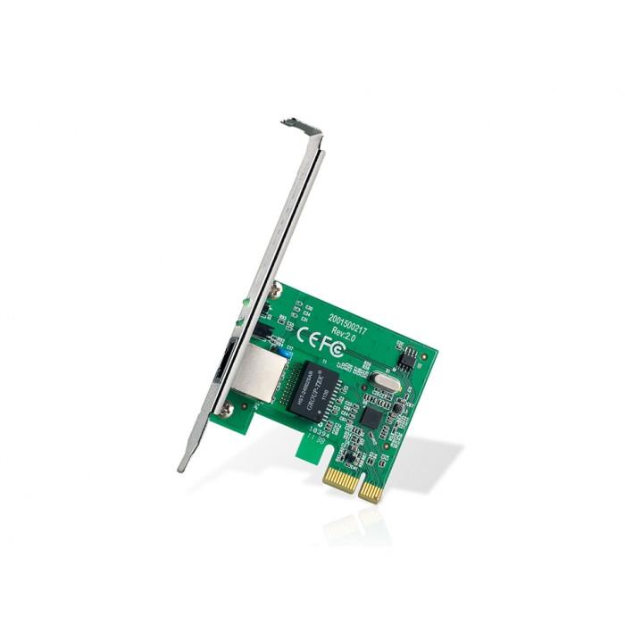 TP-LINK Scheda di Rete Gigabit PCIe TG-3468
