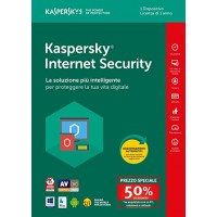Kaspersky Internet Security 2018  1 dispositivo