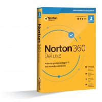 Symantec Norton 360 Deluxe 2020 3 dispositivi 25GB