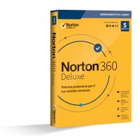 Symantec Norton 360 Deluxe 2020 5 dispositivi 25GB