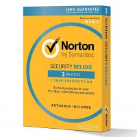 Norton Internet Security Deluxe 3 dispositivi Win Mac Android Ios