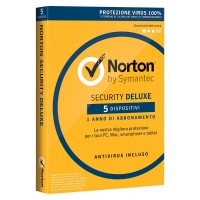 Norton Internet Security Standard 5 dispositivi