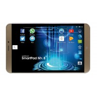 "MEDIACOM SmartPad Mx 8 - Tablet - Android 6.0 (Marshmallow) - 16 GB - 8"" IPS"