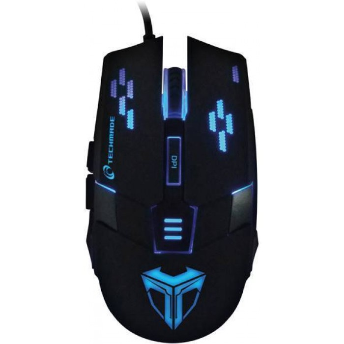 Mouse Gaming da gioco Techmade PG-20 5 tasti