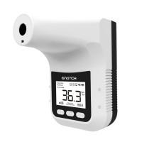 Termoscanner termometro a parete da interni o esterni isnatch infrarossi
