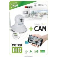 Telecamera Motorizzata HD Security 7000 Atlantis