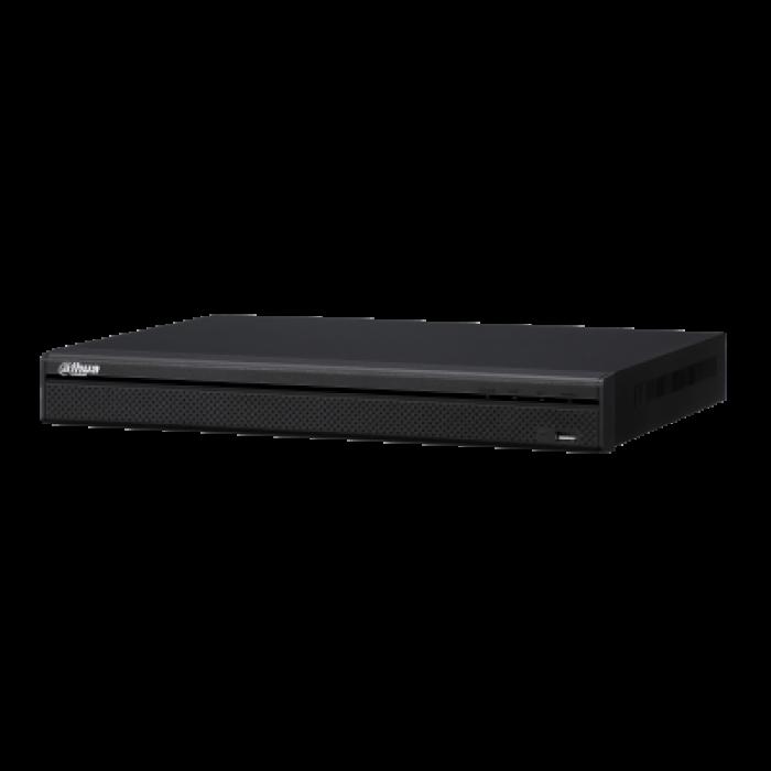 NVR per telecamere digitali ad indirizzo IP Dahua 4208 videosorveglianza 8 canali