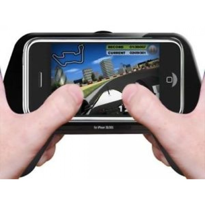 JOYPAD GamePad per iPhone 3G/3GS ed iPod Touch 2G - Mascherina Gaming per iPhone