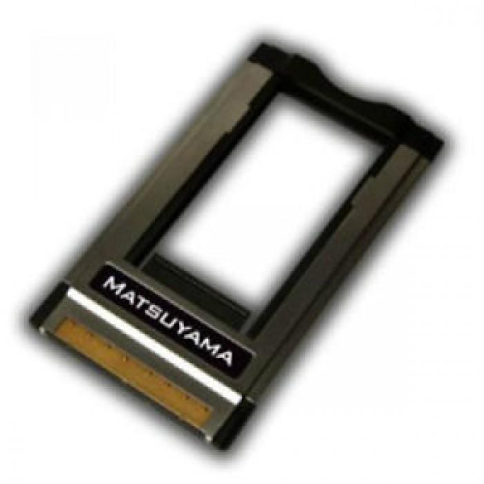 SCHEDA PER NOTEBOOK ADATTATORE  PCMCIA A EXPRESS CARD MATSUYAMA CX232