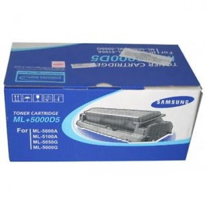 TONER SAMSUNG ML-5000D5 NERO ORIGINALE FATTURABILE! 5000 PAG X 5000A 5050G 5100A