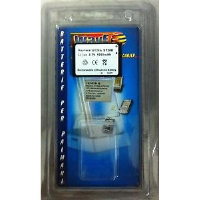 BATTERIA LIFE WAVE PER PALMARE QTEK PDA  8010 8020 8100 DA 1050MAH A LITIO 3,7V!