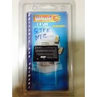 BATTERIA WAVE COMPATIBILE X PALMARE QTEK G200, HTC , DOPOD, ARTE160 1200mAh 3,7v