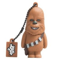 CHIAVETTA USB PEN DRIVE PENDRIVE STAR WARS CHEWBACCA 8GB ORIGINALE DISNEY TRIBE