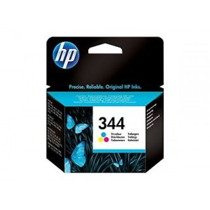 Cartuccia inchiostro originale HP 344 colore Deskjet Officejet Photosmart HP344
