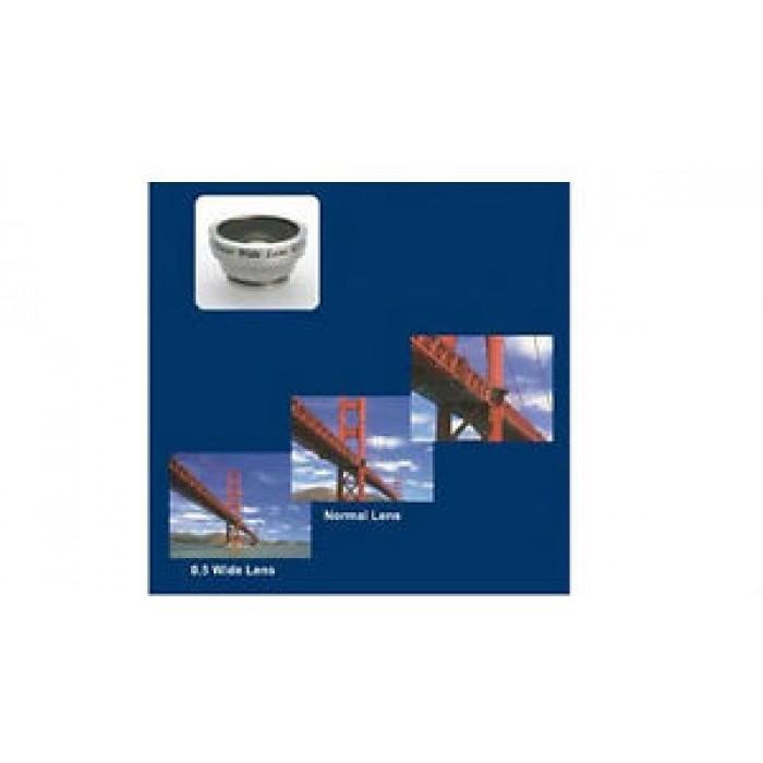 GRANDANGOLARE ADDIZIONALE GRANDANGOLO A MONTAGGIO MAGNETICO MAGNEX DCLW5S - SMALL