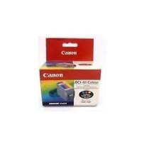 CARTUCCIA ORIGINALE CANON BCI-61 COLORE PER BJC-7000 - CIANO MAGENTA E GIALLO