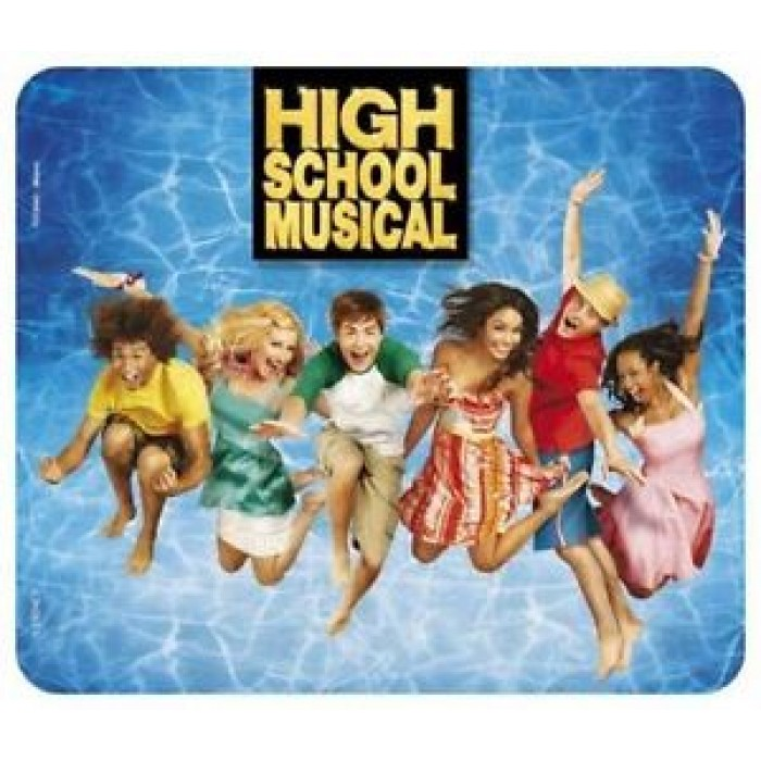 MOUSEPAD TAPPETINO MOUSE TUCANO DISNEY HIGH SCHOOL MUSICAL MPDELDHSM-03