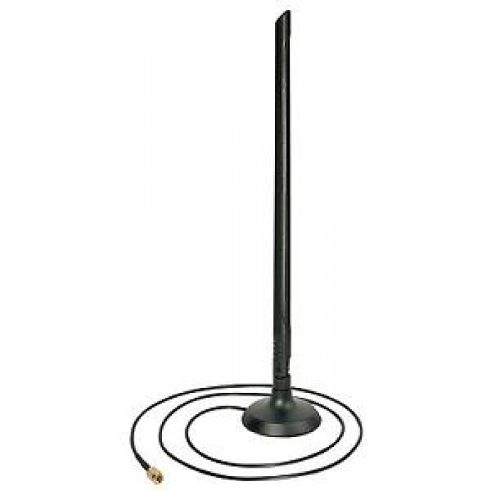Antenna amplificata x modem router access point Lindy 52109 7db omni direzionale
