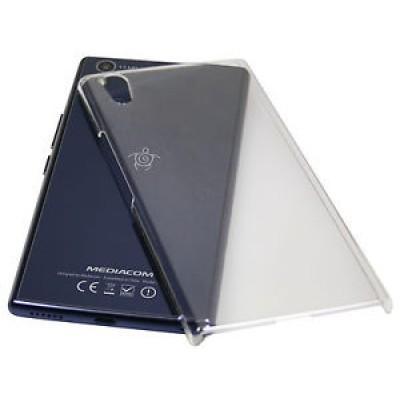 CUSTODIA ORIGINALE MEDIACOM BACKCASE COVER RIGIDA PHONEPAD DUO X530U M-X530UC