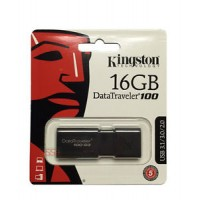PENDRIVE PEN DRIVE KINGSTON G3 USB 3.1 3.0 2.0 16GB CHIAVETTA PENNA DT100G3/16GB