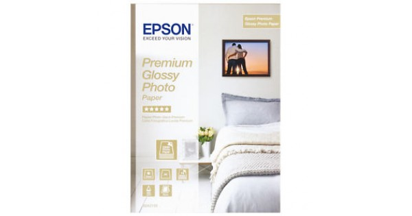 Carta fotografica epson premium glossy lucida c13s042155 5 for Carta fotografica epson